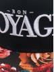 Cayler & Sons Snapback Caps Bon Voyage svart 3