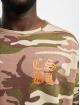 Cayler & Sons T-Shirty CSBL Doomed brazowy