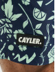 Cayler & Sons Uimashortsit WL Leaves N Wires sininen