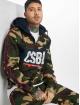 Cayler & Sons Zip Hoodie Half Zip camouflage 0