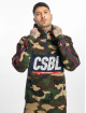 Cayler & Sons Zip Hoodie Half Zip camouflage 2
