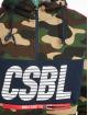 Cayler & Sons Zip Hoodie Half Zip camouflage 3