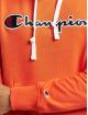 Champion Bluzy z kapturem Rochester pomaranczowy
