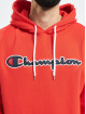 Champion Hoody Rochester rood