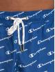 Champion Legacy Kúpacie šortky Beach modrá 3