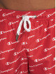 Champion Legacy Short de bain Beach rouge 3