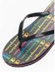 Champion Slipper/Sandaal Legacy Flip Flop Slipper Big Classic Evo zwart