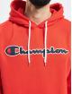 Champion Sweat capuche Rochester rouge
