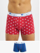 Champion Underwear Boxer X2 Mix rouge