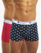 Champion Underwear Boxershorts X2 2-Pack Mix blau