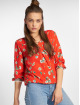 Charming Girl Bluse Kelly rot 2