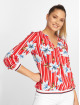 Charming Girl Bluse Kelly rot 1