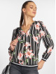 Charming Girl Bluse Kelly schwarz 0