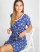 Charming Girl Kleid New Alba blau 0