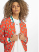 Charming Girl Transitional Jackets Dosty red 0