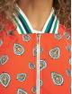 Charming Girl Veste mi-saison légère Dosty rouge 3