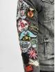 Cipo & Baxx джинсовая куртка Stitch серый