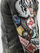 Cipo & Baxx Jean Bundy Stitch šedá