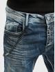 Cipo & Baxx Slim Fit Jeans Ben blauw