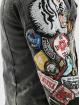 Cipo & Baxx Veste Jean Stitch gris