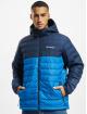 Columbia Winter Jacket Powder Lite™ Hooded blue