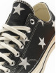 Converse Sneaker Chuck 70 Archive Print Leather nero