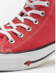 Converse Sneakers Chuck Taylor All Star Hi czerwony 7