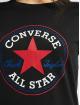 Converse Tričká Chuck Patch Nova èierna