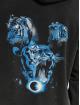 Criminal Damage Hoodie Tiger Collage svart