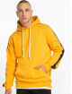 Criminal Damage Hoodie Carnaby yellow 0