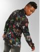 Criminal Damage Koszule Dominic czarny 3