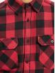 Criminal Damage Shirt Jack Print red