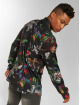 Criminal Damage Skjorta Dominic svart 3