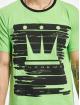 Dada Supreme T-shirt Painted Crown grön