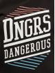 Dangerous DNGRS Футболка Tackle черный 4