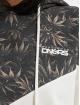 Dangerous DNGRS Bluzy z kapturem Blackweed Oversized czarny
