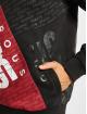 Dangerous DNGRS Bluzy z kapturem Logo czerwony