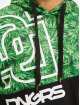 Dangerous DNGRS Hoody Greenline grün