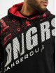 Dangerous DNGRS Hoody CBrick schwarz