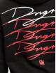 Dangerous DNGRS Hoody Signiture schwarz