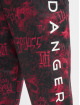 Dangerous DNGRS Jogginghose Hard Bullet rot