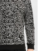 Dangerous DNGRS Pullover Giant schwarz
