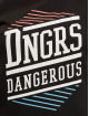 Dangerous DNGRS T-shirt Tackle nero