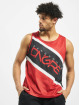 Dangerous DNGRS Tank Tops Woody red