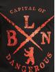 Dangerous DNGRS Tričká BLN èierna