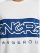 Dangerous DNGRS Tričká Kindynos biela