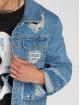 Dangerous I AM Denim Jacket Kasha blue 2