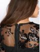 Danity Paris jurk Palmina zwart 1