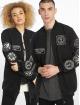 De Ferro Демисезонная куртка Confident Spirit черный 0