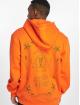 De Ferro Felpa con cappuccio Orange Fantasy arancio 2